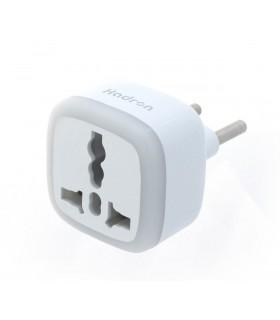 تبدیل برق هادرون مدل A10 رنگ سفید