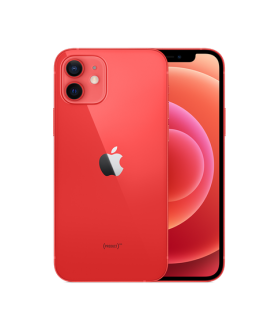 گوشی موبایل اپل مدل iPhone 12 ظرفیت ۱۲۸ گیگابایت قرمز دو سیم کارت(CH/A)