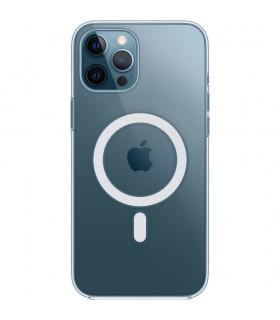 کیس شفاف همراه با MagSafe برای آیفون ۱۲ پرو مکس - مشابه اصلی