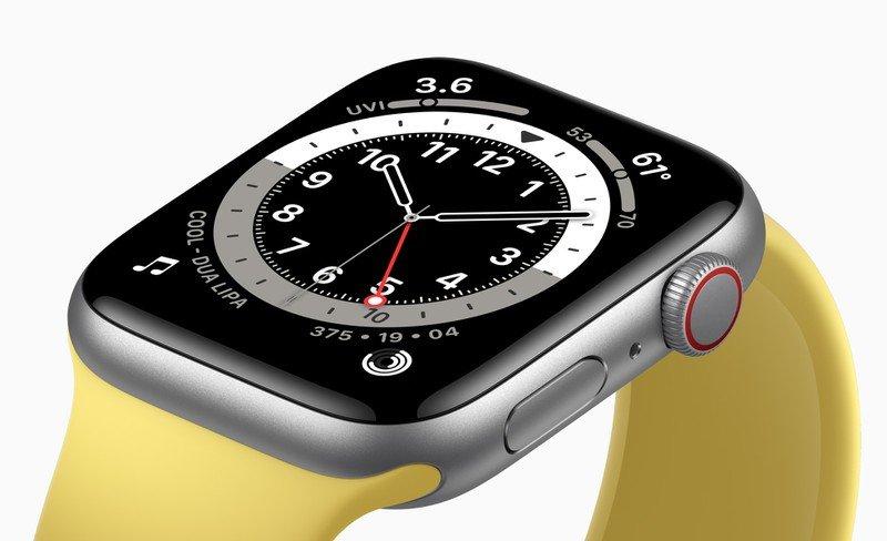 ماقیسه طراحی اپل واچ ۶ و اس ای